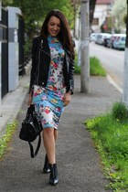 Romwecom dress - Romwecom jacket - choiescom wedges
