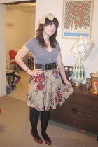 gray ModCloth Belt belt - beige Dress from ModCloth dress - beige accessories -