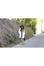 Zara-dress-white-zara-coat-celine-bag-tildon-heels