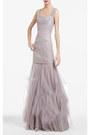 Polyester-dress