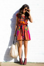 Hippie-flying-tomato-dress-faux-fur-hobo-h-m-bag