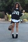 Black-2020ave-sweater-black-luna-b-boots-white-zara-shirt