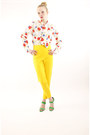 Yellow-vintage-knit-the-limited-leggings-white-unknown-blouse