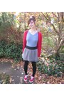 Sky-blue-wet-seal-sweater-red-nordstrom-cardigan