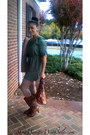 Tan-leather-steve-madden-boots-urban-outfitters-dress-target-tights