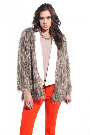 Akira blazer - Akira jacket - Akira pants - Akira t-shirt - Akira necklace