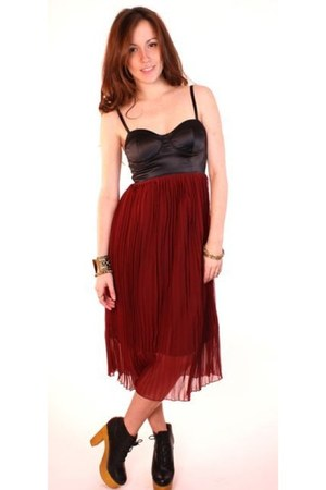 crimson ShopGoldie dress