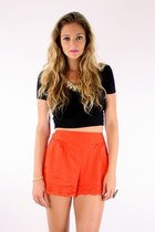 Carrot-orange-shopgoldie-shorts