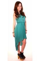 teal ShopGoldie dress