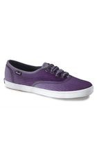 purple Keds shoes