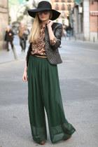 Coosy pants - Zara jacket