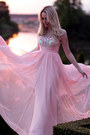 Light-pink-cristallini-dress