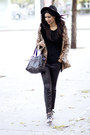Brown-sheinside-coat-black-persunmall-bag-black-zara-blouse