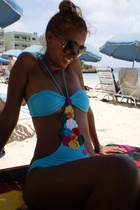 el corte ingles swimwear - H&M glasses - H&M accessories