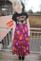 maxi vintage skirt