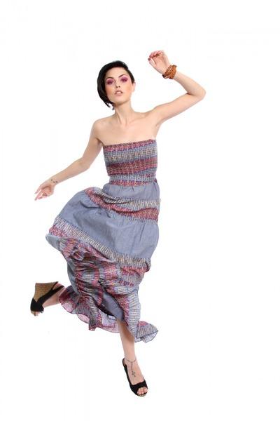 maxi dress Skinny Bitch Apparel dress