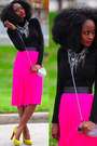 Christian-louboutin-shoes-hm-purse-bcbg-necklace-hm-skirt-hm-top