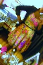 H&M blazer - H&M dress - H&M belt - BCBGgirls shoes
