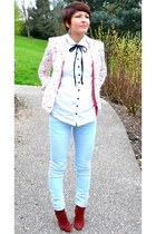 light pink Bonobo blazer