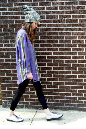 grunge Ralph Lauren shirt