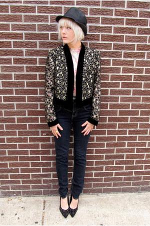 velvet some velvet vintage blazer