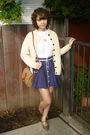 Vintage-top-vintage-skirt-vintage-shoes-vintage-cardigan-vintage-purse