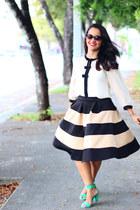 Love Culture skirt - Forever 21 blouse - Zara sandals