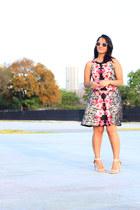 H&M dress - Payless sandals