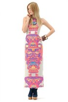 MARA HOFFMAN Tribal Column Dress