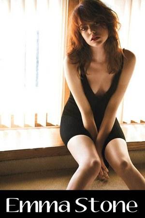 Emma Stone dress