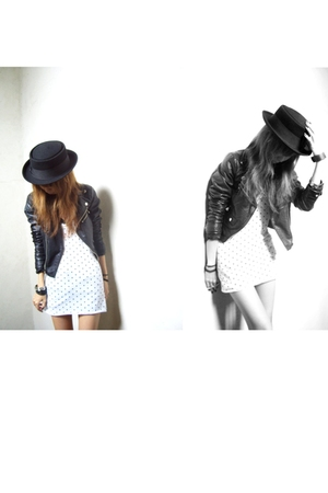 H&M hat - H&M jacket -