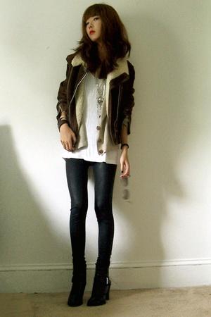 vintage jacket - American Apparel - American Apparel - payless