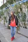 Louis-vuitton-bag-wildfox-sweatshirt-red-isabel-marant-sneakers