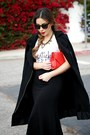 Black-black-flare-h-m-skirt-red-target-heels-white-style-lately-t-shirt