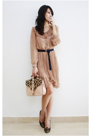 Mood & Closet bag - Mood & Closet dress