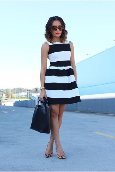 audrey dress Trend Threads dress - mini tote Zara bag