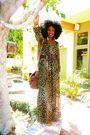 Brown-leopard-maxi-dress