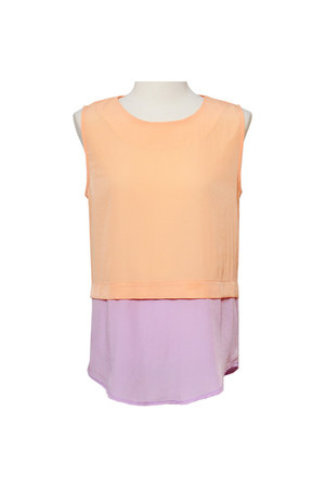 sleeveless top Style by Marina top