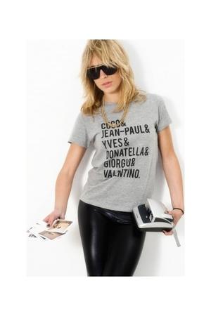 Styleforstyle t-shirt - leggings - glasses