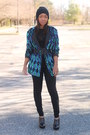Forever-21-hat-thrifted-jacket-bcbg-max-azria-pants-bcbg-max-azria-top