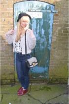 Zara bag - Topshop shoes - H&M pants - H&M blouse