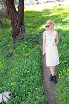 Jeffrey Campbell shoes - Stop Staring dress - ModClothcom sunglasses