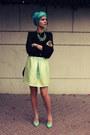 Turban-silk-scarf-hair-accessory-zara-blouse-susanna-vesna-skirt