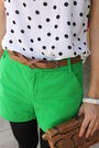 Green-gap-shorts