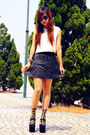 Vancl-bag-jeffrey-campbell-wedges-bershka-skirt