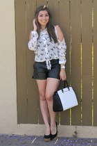 Michael Kors purse - olsenboye shorts