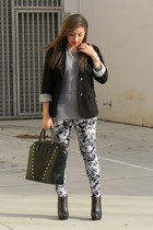 H&M bag - Forever 21 leggings