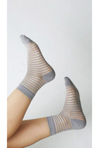 Stripe Mesh ( Summer Socks )
