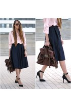 blackfive shirt - Choies skirt