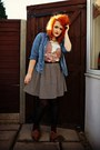 New-look-t-shirt-brogues-new-look-shoes-denim-diy-jacket-new-look-skirt